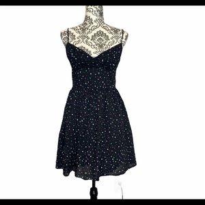 Aritzia Talula Polka Dot Dress